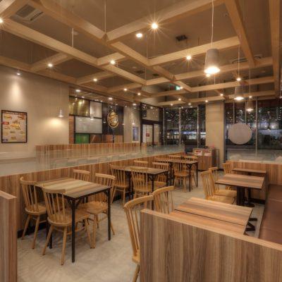 BURGER KING 越谷ツインシティ店